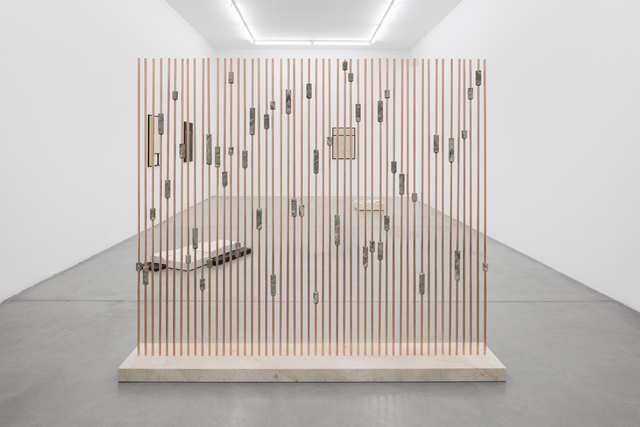 , 'Blind (After Bertoia),' 2016, Francesca Minini