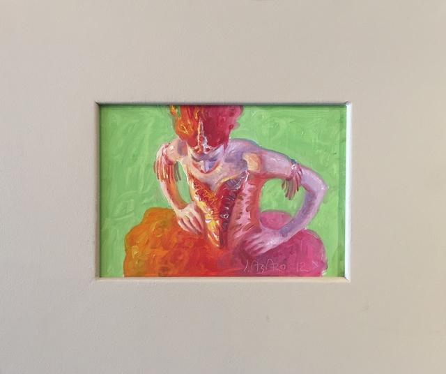 John Asaro, 'The Firebird', Ethos Contemporary Art