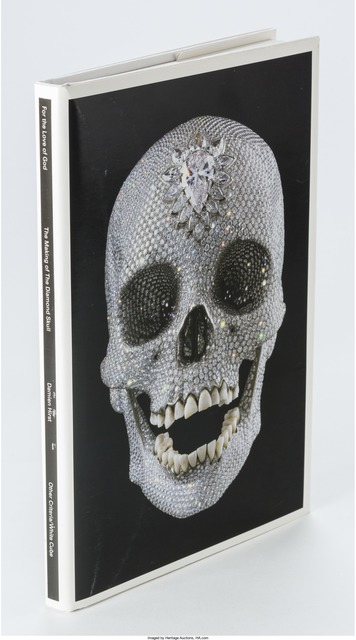 Damien Hirst, 'For the Love of God: The Making of the Diamond Skull', Other, Book, Heritage Auctions