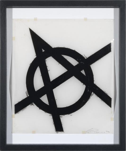 Steven Parrino, 'Untitled', 1992, Gagosian