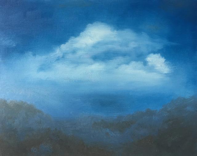 , 'Cloudscape (Pennsylvania),' 2018, BoxHeart