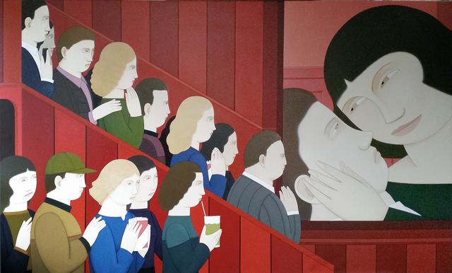 Andrew Stevovich, 'Movie', 2014, Adelson Cavalier Galleries