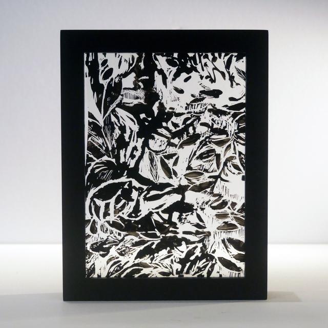 , 'Moucharabieh 1,' 2017, Galerie Geraldine Banier