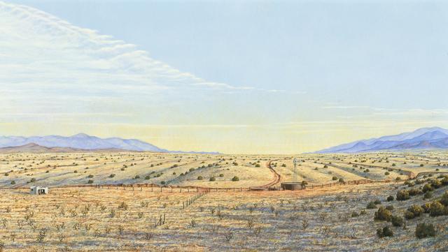 , 'Gallina Camp,' 2014, Gerald Peters Gallery Santa Fe