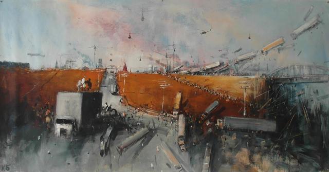 """, '""""The Road 7"""",' 2016, Krokin Gallery"""