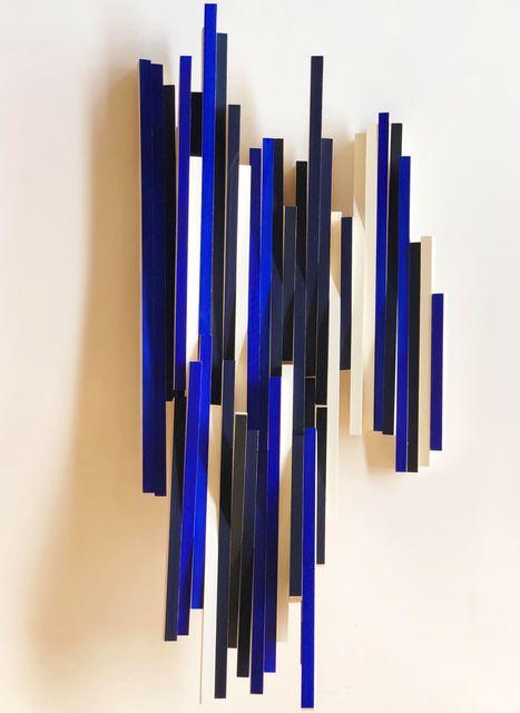 , 'Pianoforte on blue,' 2018, Ruiz-Healy Art
