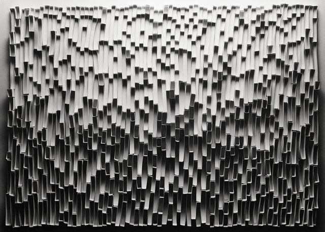 , 'Partition 69,' 2017, Von Lintel Gallery