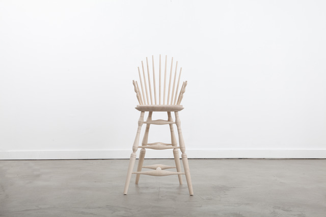 , 'Continuous-Bow High Chair,' 2013, Volume Gallery