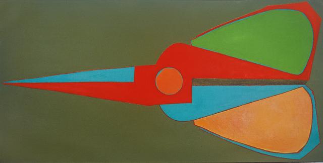 , 'Scissors in Spring, Horizontal,' 2008, Tang Contemporary Art