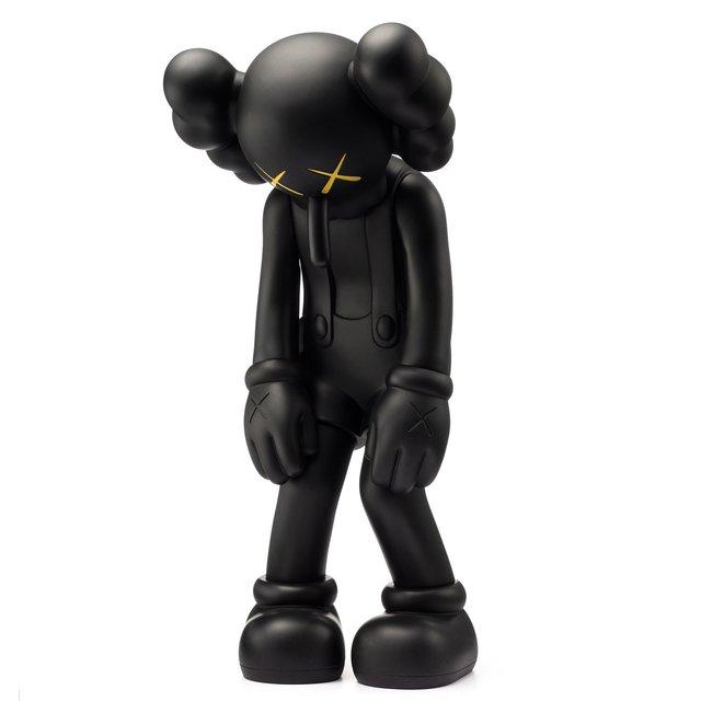KAWS, 'Small Lie (Black)', 2017, Sculpture, Vinyl figure, ARTETRAMA