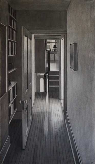 , '2nd Floor (East View),' 2018, Cerulean Arts