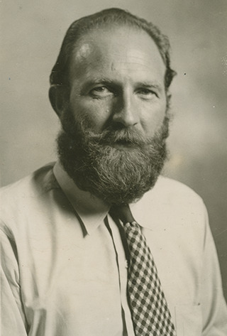 """, 'Untitled, from """"Men with Beards"""",' 1970, The Walther Collection"""