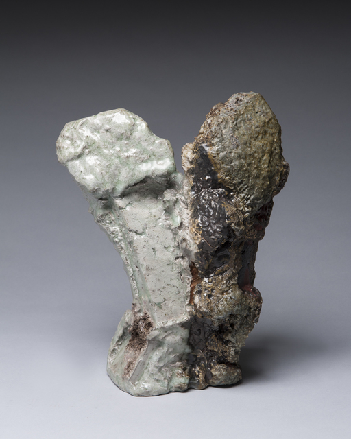 , 'Totemic Form,' 2018, LACOSTE / KEANE GALLERY