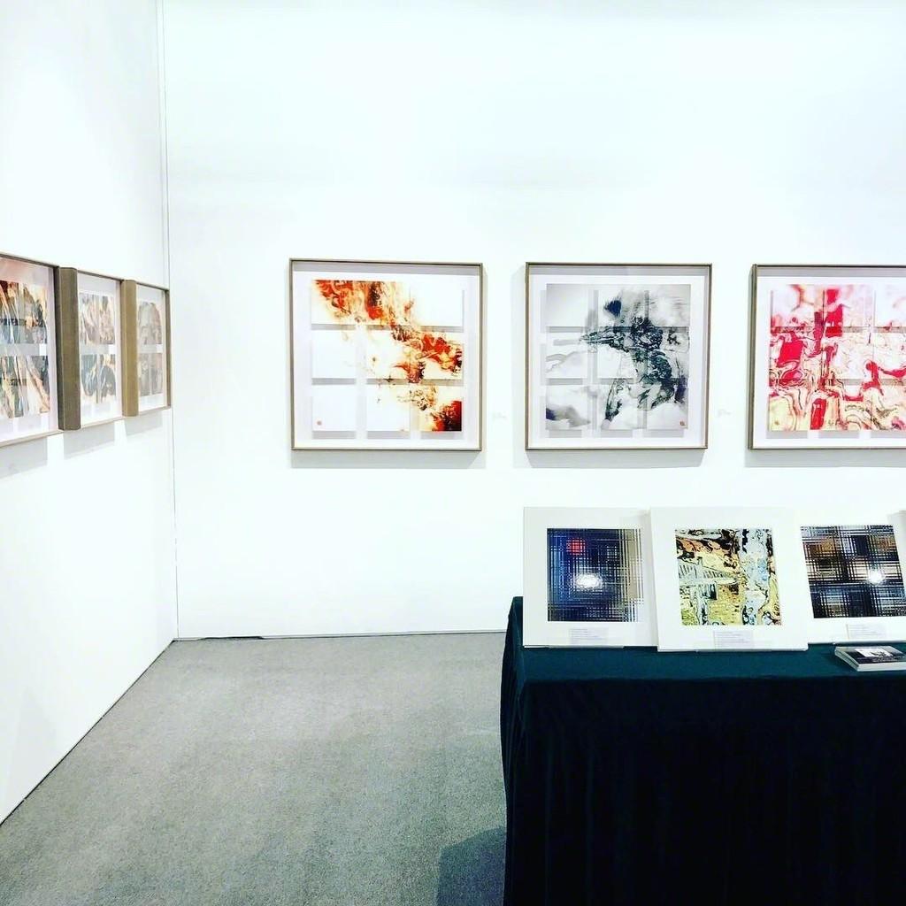 BOCCARA ART at The Photography Show New York, presented works of Fu Wenjun at booth 211 - BOCCARA ART / Boccara Fine Art