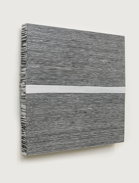 Wang Guangle, 'Coffin Paint 141027', 2014, Painting, Acrylic on canvas, Beijing Commune