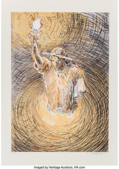 Oscar Hammerstein, 'Liberty', 1986, Heritage Auctions
