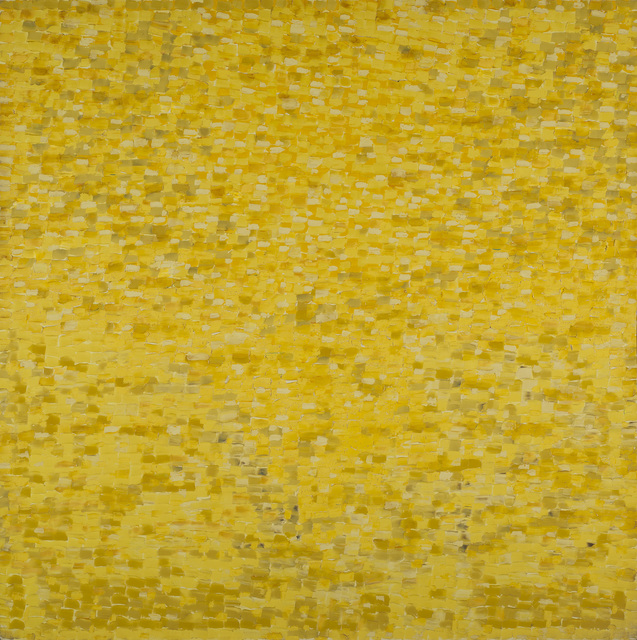 Shirley Goldfarb, 'Yellow Painting no.7', 1968, Loretta Howard Gallery
