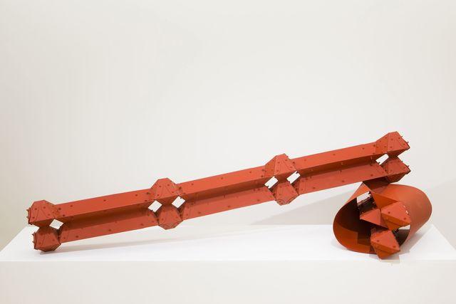 , 'El Puente (Homage to Paul Foster),' Circa 1968-1970, Leon Tovar Gallery