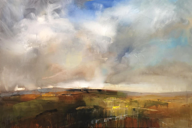 Kevin Kearns, 'Winter's End', 2018, West Branch Gallery