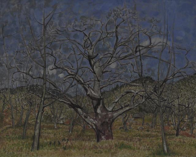 , 'Sketch in Guishan, Tree as Elderly No. 1,' 2015, Tang Contemporary Art