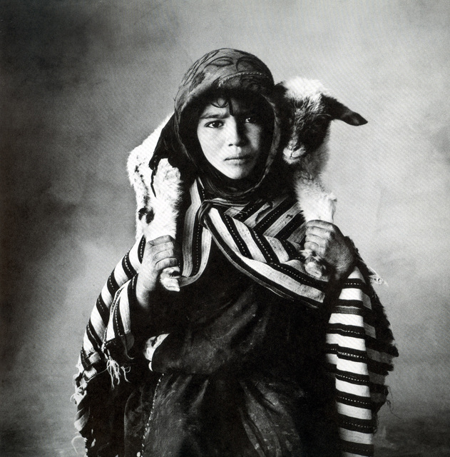 , 'Young Berber Shepherdess,' 1971, Pace Gallery