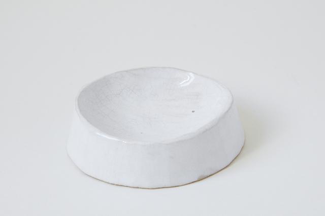 , 'Bowl 2. (white),' 2017, Ani Molnár Gallery
