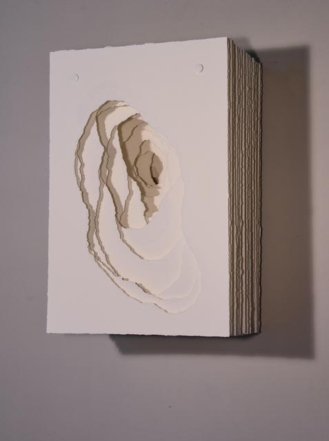 , 'Perforation #024,' 2015, Diana Lowenstein Gallery