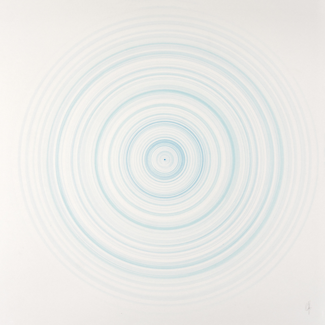 , 'Study for concentric enso III,' 2017, COHJU contemporary art