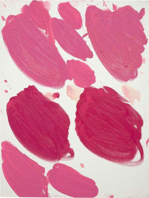 Ann Craven, 'Palette, 8-17-08, Sculpture Center Colors, 2008', 2008, Phillips
