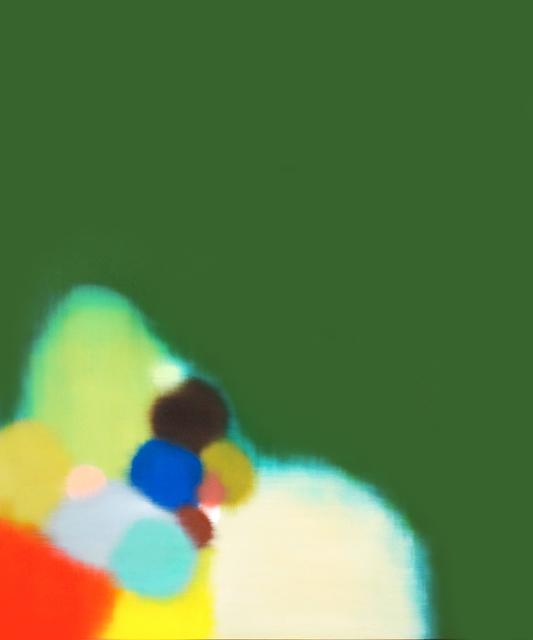 , 'Grassy,' 2018, Newzones
