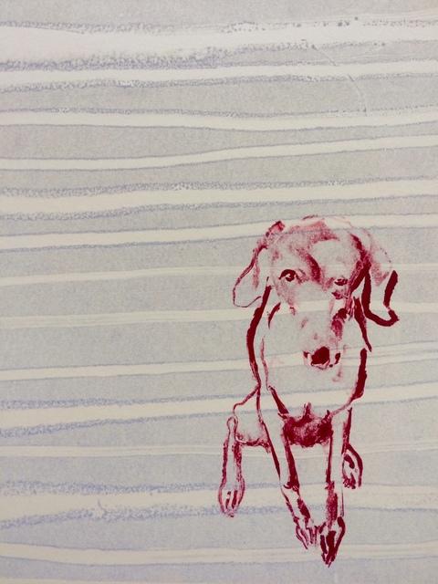 , 'Studio Dog,' 2017, Arusha Gallery