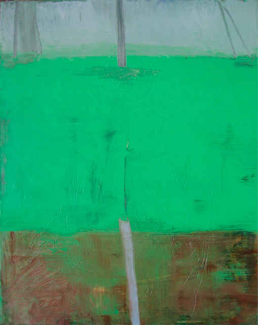 , 'Leonardo ondergespit,' 2004, Galerie Zwart Huis