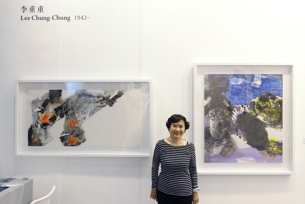 Artist LEE Chung-Chung