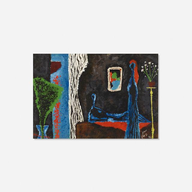 Yohanan Simon, 'Interior', 1963, Wright