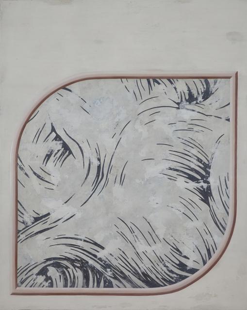 , 'Fassung,' 2013, Galerija Gregor Podnar