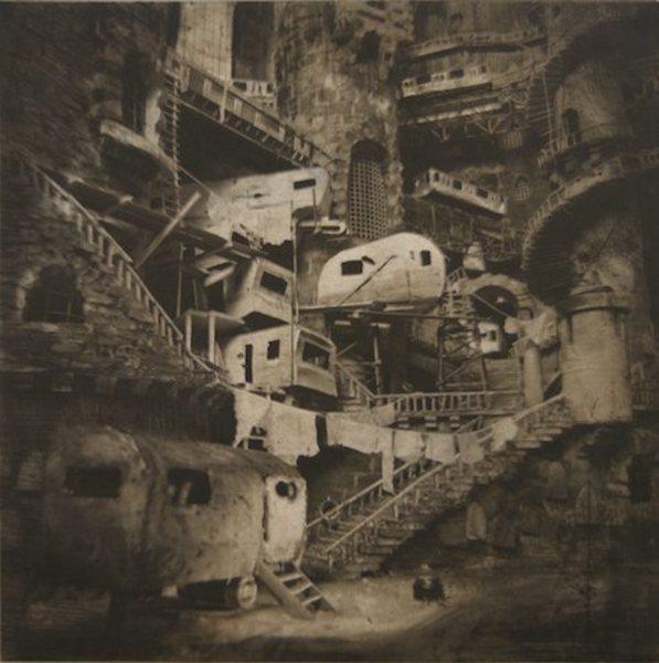 , 'Trailerpark,' 2010, Lesley Heller Gallery