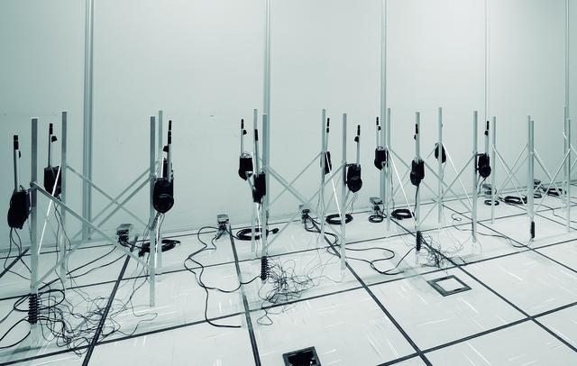 , 'Quad 2.0,' 2015, Galerie Charlot