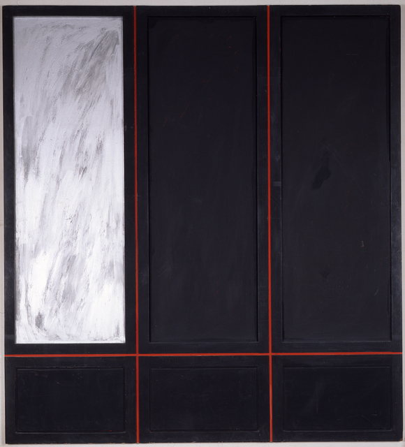 , 'Armadio con specchio,' 1962, Erica Ravenna Fiorentini Arte Contemporanea