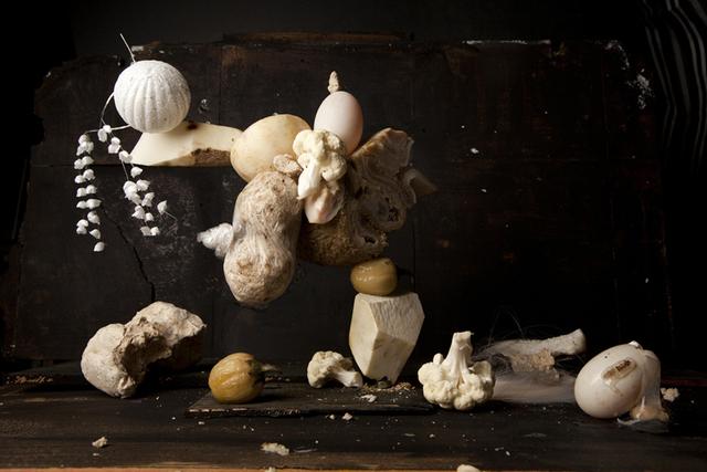, 'Creamy Dalston Stuff,' 2013, Yossi Milo Gallery