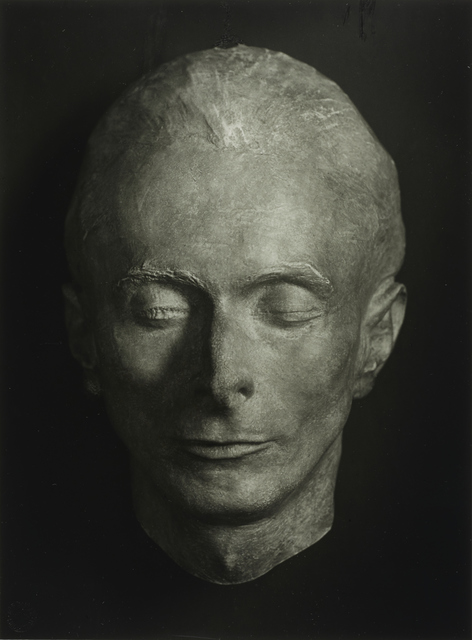 , 'Death Mask of Erich Sander,' 1944, Galerie Julian Sander