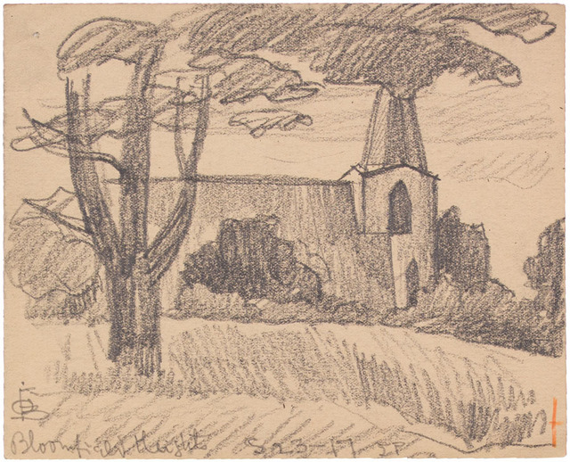 , 'BLOOMFIELD HEIGHTS,' 1917, Jerald Melberg Gallery
