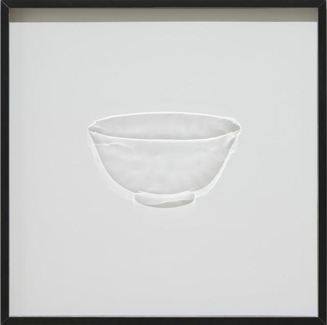 , 'Bowl(Joseon)白磁鉢,' 2014, Gallery 3