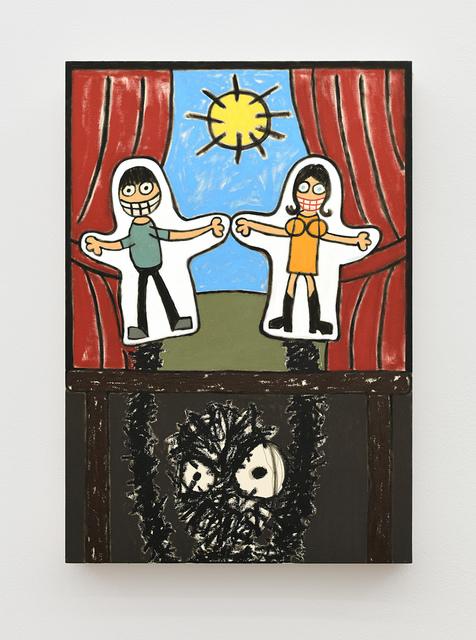 , 'Puppet Show (Act 2),' 2017, Anat Ebgi
