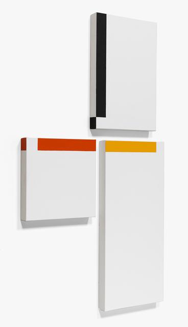 , 'Trio # 23,' 2015, Cecilia de Torres Ltd.