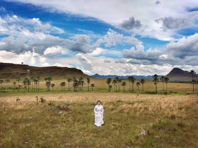 , 'Places of Power, The Garden of Maitreya,' 2013, Galerie Krinzinger
