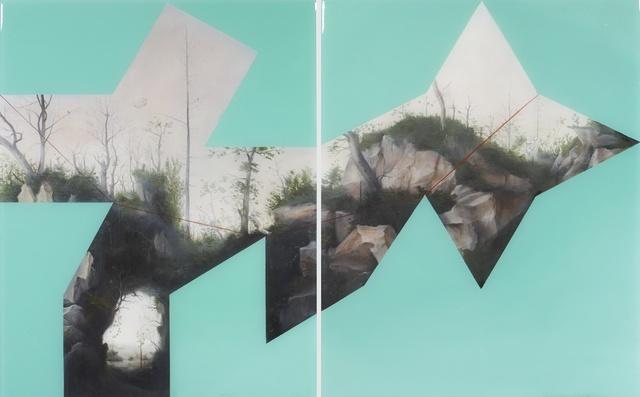 , 'Van Dalem Dymaxion with Bolide,' 2014, Sullivan+Strumpf