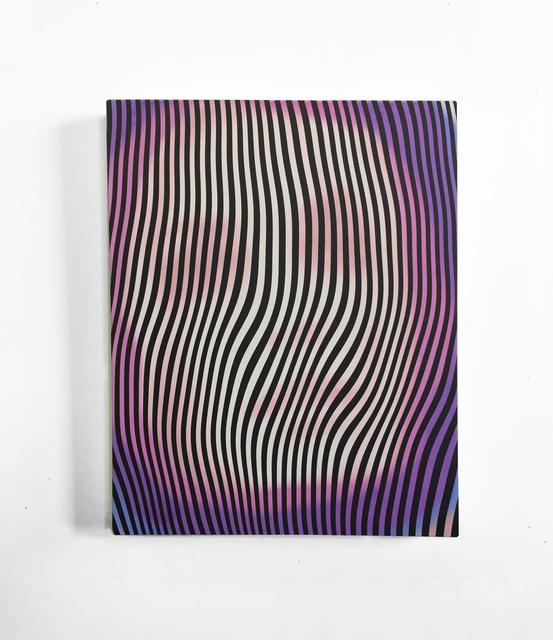 , '011,' 2017, De Buck Gallery
