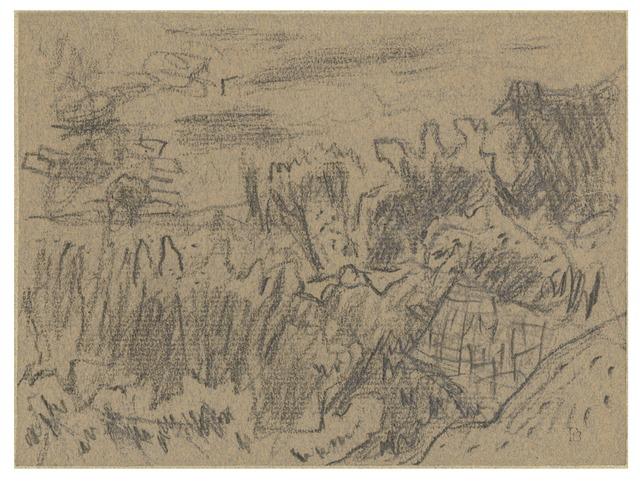 , 'Hameau derrière les feuillages,' , Pace/MacGill Gallery
