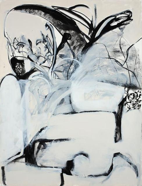 , 'La Blanc Histoire II,' 2012, Paraphé