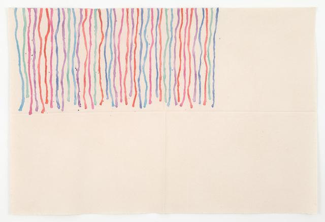 Giorgio Griffa, 'Dall'alto', 1968, Casey Kaplan